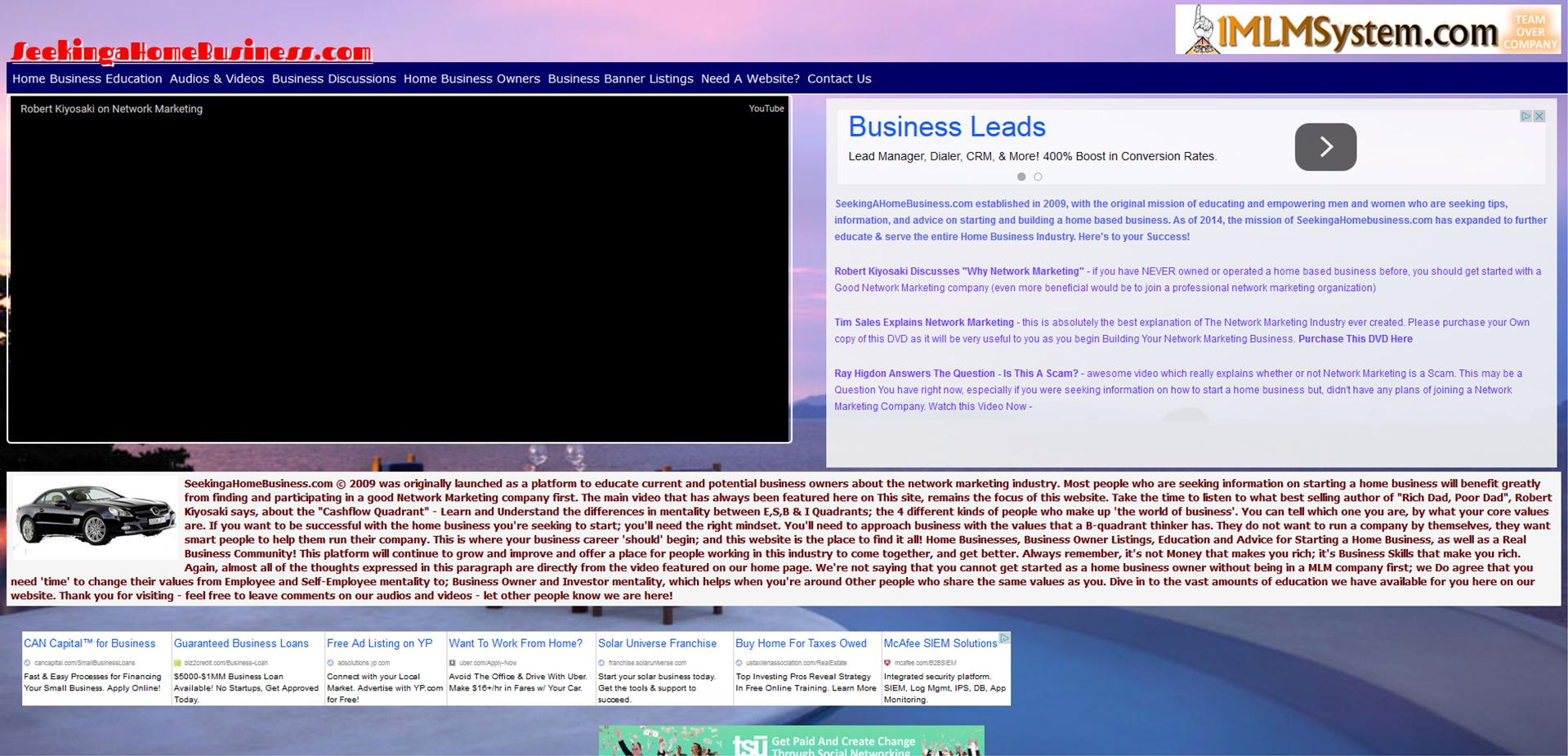 seekingahomebusiness.com